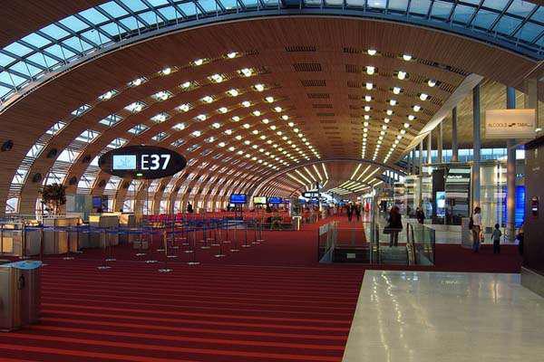 Aeropuerto-Charles-de-Gaulle