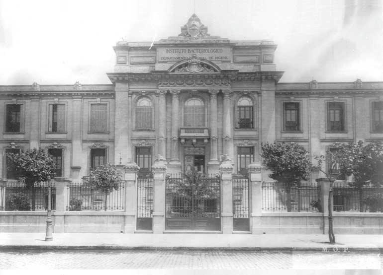 Instituto_Bacteriológico_Malbran