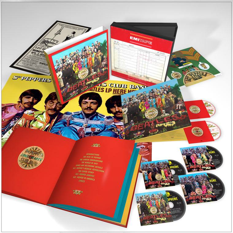 thebeatlessgtpeppersboxset