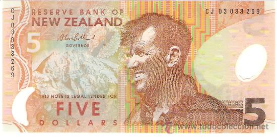 fivedollarsnnewzealand