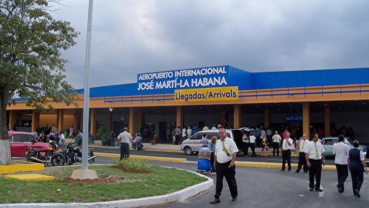 aeropuertojosemarti